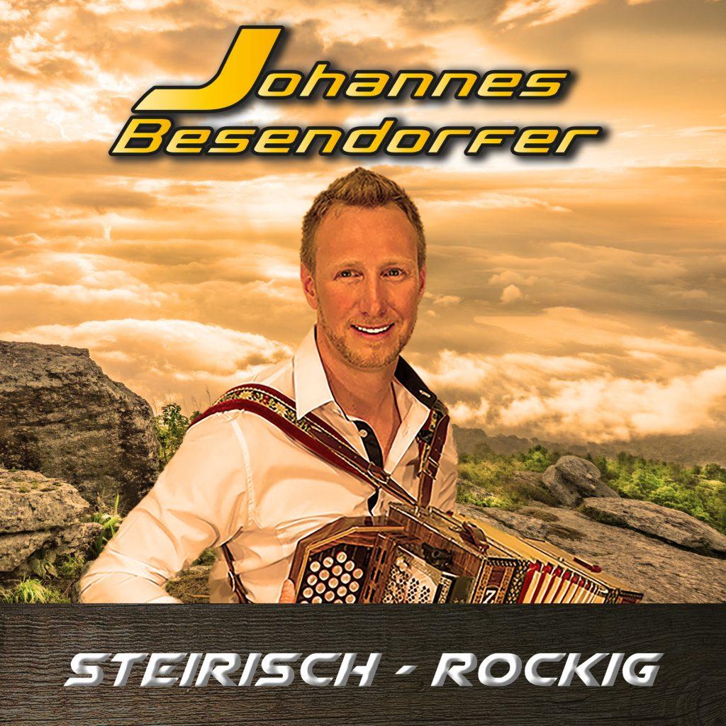 Steirisch - rockig CD-Cover